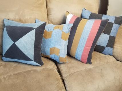 all pillows - right half - no pocket